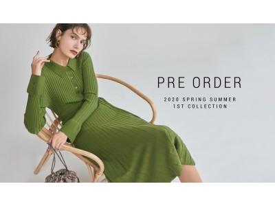 Mila Owen(ミラ オーウェン)2020春の新作コレクションを12月12日(木)より先行販売予約開始!