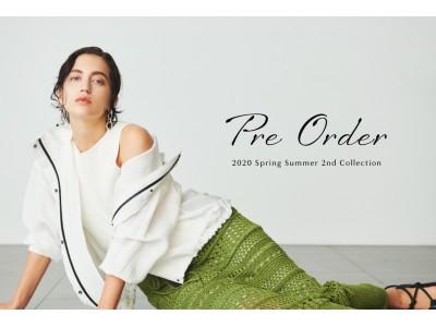 Mila Owen(ミラ オーウェン)2020春夏の新作コレクションの先行予約を4月11日(土)開始!
