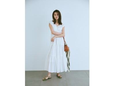 <FRAY I.D(フレイ アイディー)>モデル・朝比奈彩が選んだ夏服!売上利益が全額チャリティになるオンラインストアの新企画