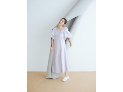 <FURFUR(ファーファー)> 歌手、モデル・鈴木愛理が選んだ夏服!売上利益が全額チャリティになるオンラインストアの新企画