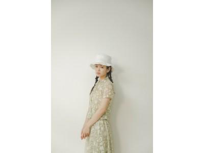<Lily Brown(リリー ブラウン)>モデル・横田真悠が選んだ夏服!売上利益が全額チャリティになるオンラインストアの新企画