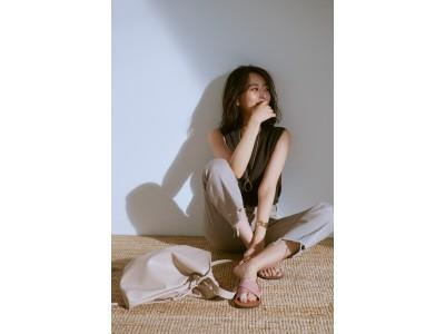 <Mila Owen(ミラ オーウェン)>モデル、タレント・近藤千尋が選んだ夏服!売上利益が全額チャリティになるオンラインストアの新企画