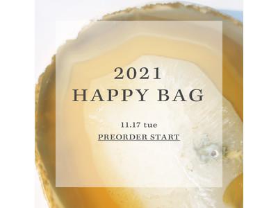 <SNIDEL(スナイデル)>2021福袋予約スタート!NY在住のアーティストがデザインしたトートバッグに入って登場