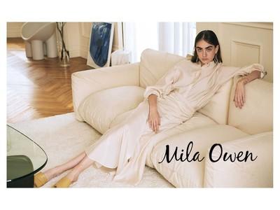 「Mila Owen(ミラ オーウェン)」2021年夏の全ラインアップをオンラインにて公開
