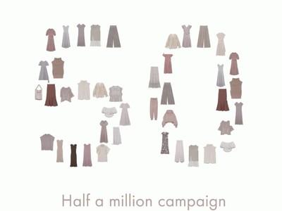<スナイデル>Instagramフォロワー50万人達成記念!人気アイテムが当たるプレゼントキャンペーンを開催