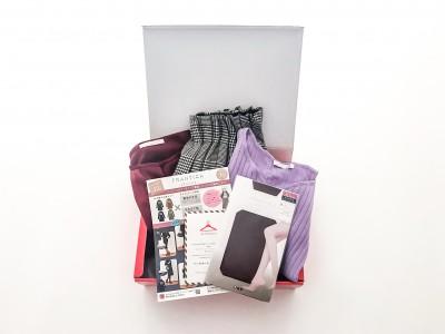 """ファッションの新しい出会い体験を創り続ける「airCloset」にて『FRANTICA closet』の""""ニュアンスカラータイツ""""のサンプリングを実施"""