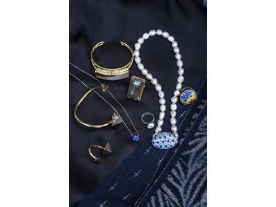佐賀県肥前の陶磁器をジュエリーに再構築したブランド<HIZEN jewelry(ヒゼン ジュエリー)>のポップアップイベントを日本橋三越本店で開催中!