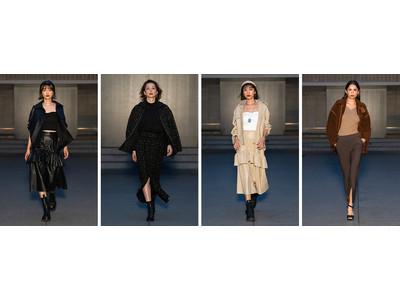- 2020年9月2日(水)  COEL ファッションショー映像公開! -( COEL クリエイティブディレクター ヨンア )