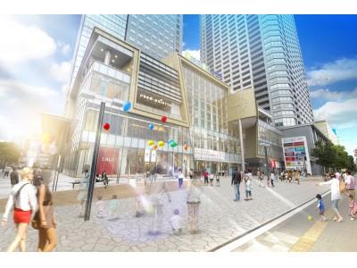 「オリナス」総賃貸面積の約40%を一新する約10億円を投資した大規模リニューアルを実施