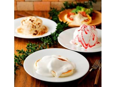 【9月27日(金)オープン】北海道外初の直営カフェ「イシヤ 日本橋」「パンケーキ」や「締めパフェ」を提供。道産酒を使った「日本酒パフェ」も!