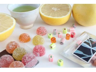 「パパブブレ」×「ルピシア」のコラボキャンディが販売!