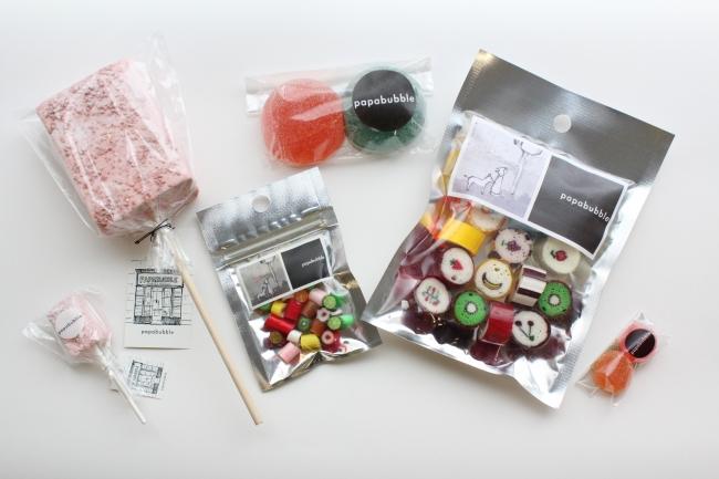 パパブブレ13周年記念は10倍サイズのドデカシリーズ!!キャンディやマシュマロが限定で登場