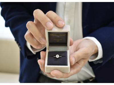 大切なあの人へ、最高のプロポーズを EAU DOUCE 4℃ からプロポーズリングが登場