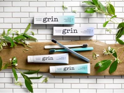 オーラルケアブランド『grin(グリン)』 毎日の歯磨き習慣を、100%ナチュラルに。ニュージーランド産のマヌカオイル配合で爽やかで輝く白い歯へ*