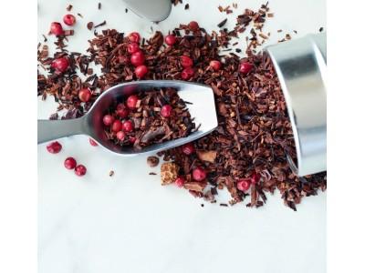 LA発のART OF TEAからチョコレートとお茶が出会った新感覚デザートティー発売。