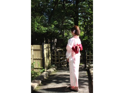 日本の夏を満喫「ガールズ浴衣ステイ」