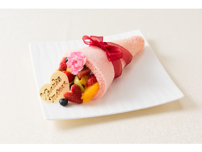 華やかでかわいらしいケーキ2種がテイクアウトショップに登場! こどもの日ケーキ「クマさんケーキ」「こぐまケーキ」と母の日ケーキ「フルーツブーケ」