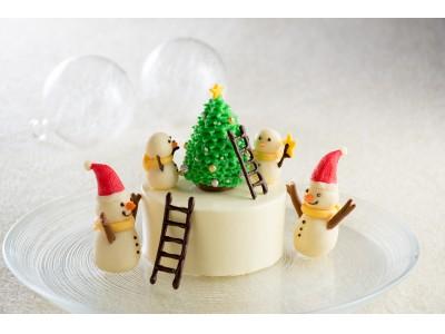 10月14日(土)からクリスマスケーキ予約受付開始