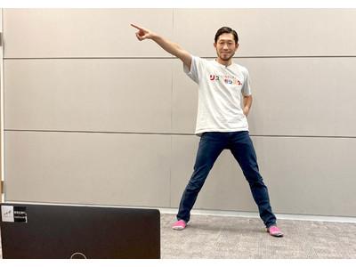 キッズライフラボが卒園前の思い出をプレゼント!参加型オンラインダンスイベントを3月25日(木)に開催!