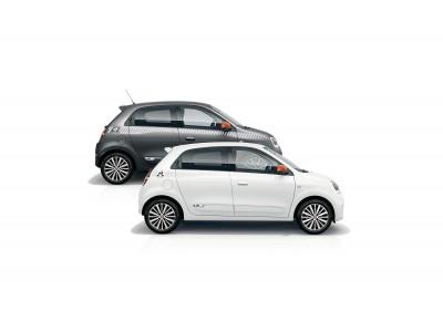 2色のボディカラーのスポーティな限定車 新型ルノー トゥインゴ ルコックスポルティフ発売