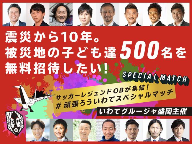 J3いわてグルージャ盛岡、スポチュニティでのクラウドファンディング期間を9月30日(木)まで延長!