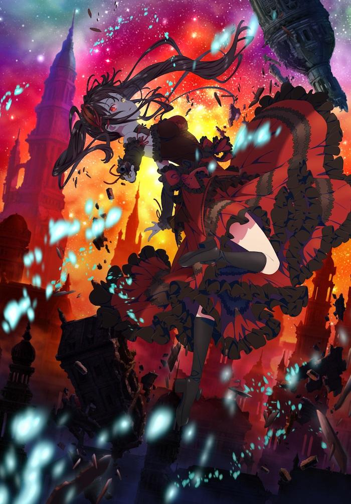 アニメ「デート・ア・ライブ」スピンオフ作品「デート・ア・バレット」前編8月13日、後編11月13日イ... 画像
