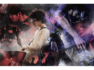 9mm Parabellum Bullet 9月9日発売トリビュートアルバム「CHAOSMOLOGY」最終参加アーティスト及び参加楽曲を発表&ジャケット公開!