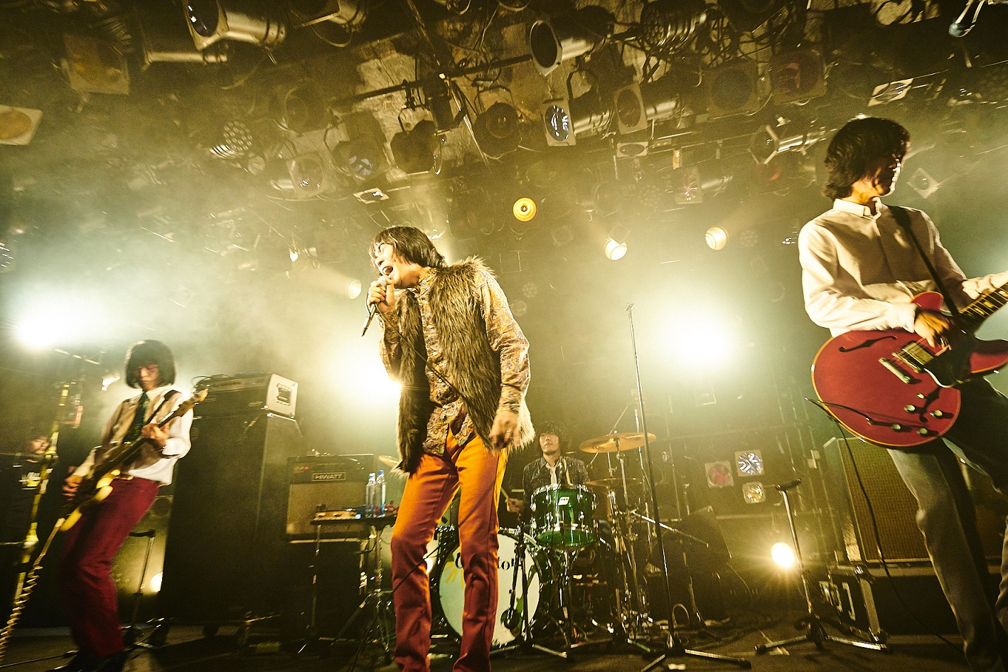 "THE COLLECTORS、大好評のライブ映像配信""LIVING ROOM LIVE SHOW""のVol.5を10月2日に有料配信!"