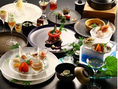 【箱根仙石原温泉】免疫力UP!夏の懐石料理「北乃風彩食健美心願」~皆様の健康と美しさを願って~