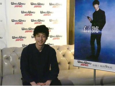 アジア各国で放送中の人気ドラマ『シグナル 長期未解決事件捜査班』より、主演の坂口健太郎さんが台湾を訪問!