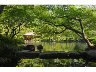 都心にいながら、森林欲と「はしり・旬・なごり」の食を愉しむ 『八芳園の新緑フェスティバル2019』