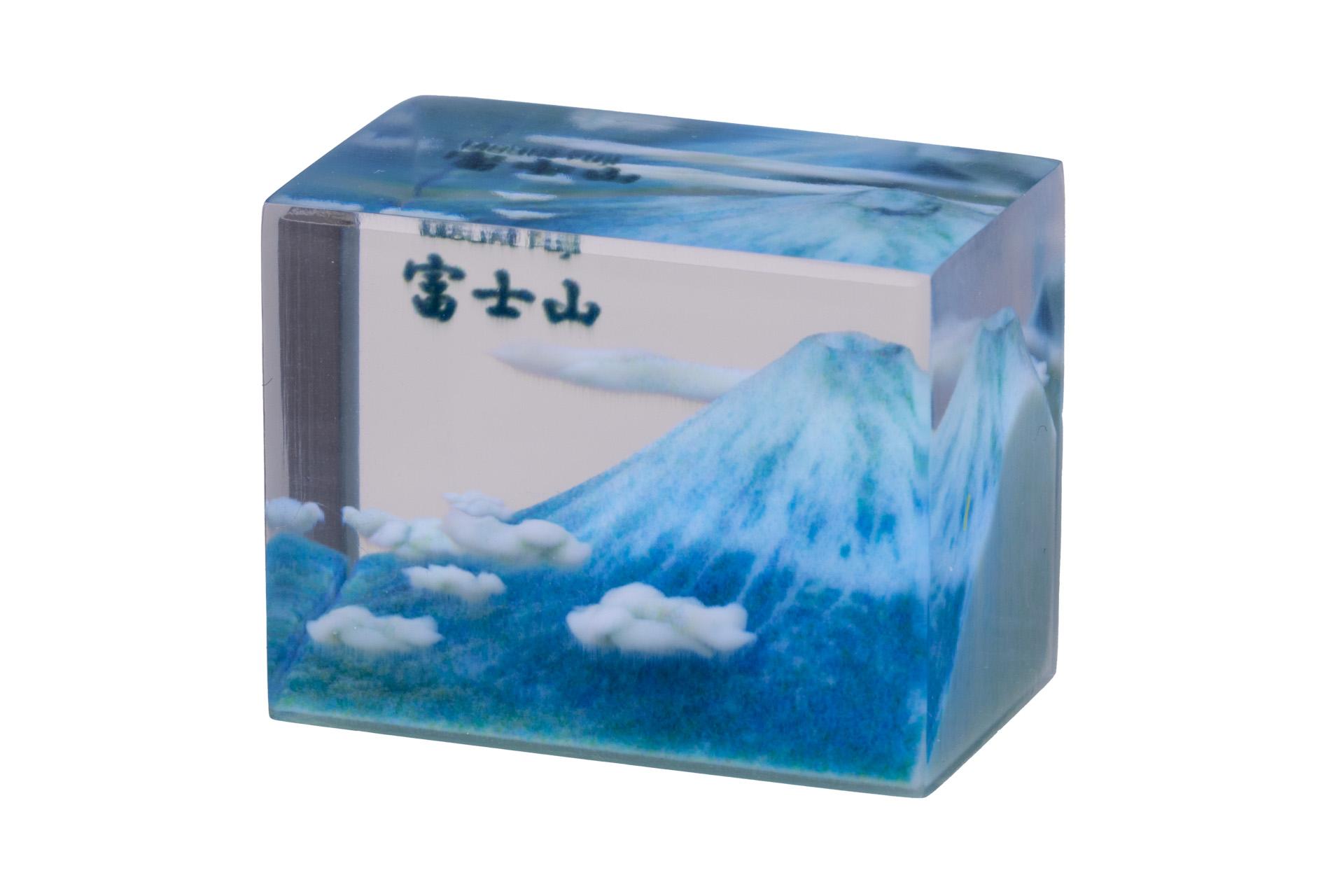 フルカラー3Dプリンター製のボックスアート!日本…