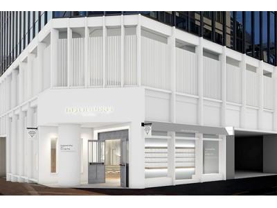 国内最大級のブライダルリングセレクトショップ「ビジュピコ銀座店」が12月19日(水)移転リニューアルオープン!
