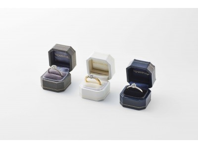 ビジュピコ史上一番小さなリングケース「タイニーリングケース」をプロポーズパックのご成約でプレゼント