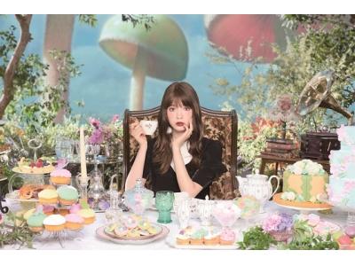 ViVi専属モデル・八木アリサさん出演 CANMAKE 新CM「ティーパーティー」篇が放映スタート