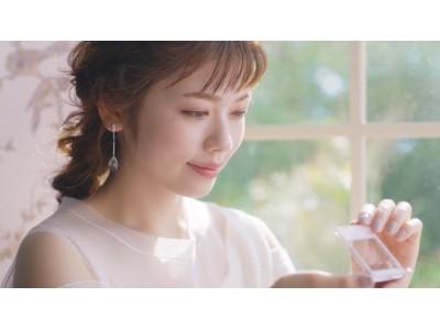 小芝風花さん出演♪CANMAKE新CM『透けツヤシャドウ篇』7月1日放映開始!本日6月16日よりWEB先行公開