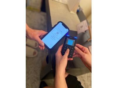 【エステ業界初】「pokepay(ポケペイ)」を活用したオリジナル電子マネー『salapay(サラペイ)』がリリース初月で利用金額が100万円を超えました!