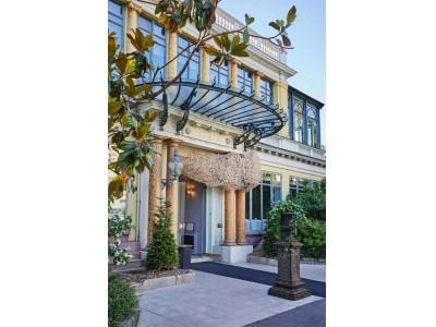 ナポレオンも愛したパリ・シャンゼリゼのミシュラン三つ星ルドワイヤンに、江戸前鮨店がオープン!