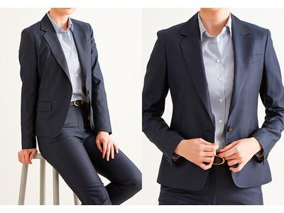 オーダースーツ専門店グローバルスタイルが「レディースオーダーシャツ」を取り扱いスタート!働く女性に向けて「お好みの生地で仕立てる美しいシルエット」を1着6,160円から実現