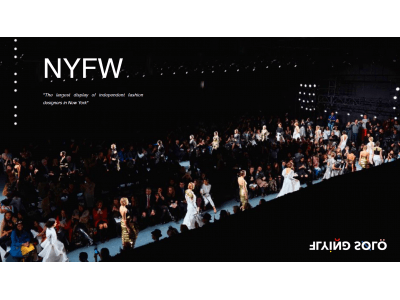 FORTUNA Tokyo、ニューヨーク・ファッション・ウィークに初参戦!パリスがランウェーを歩き、日本の文化と美を世界に発信。