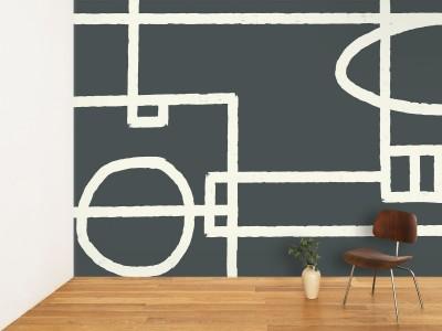 WhO・アメリカの壁紙ブランド「look.」シリーズに、「Lignes」をテーマとしたデザインを新たに追加。2020年2月26日(水)販売スタート。