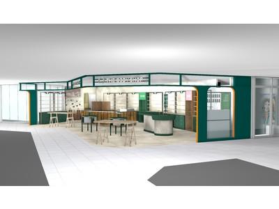ザボディショップの店頭でSDGsアクションを- エシカル消費が体験できる新ストアコンセプトの店舗が関東に初登場-2021年9月16日(木) 東武百貨店池袋店2階にオープン-