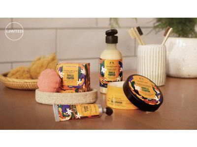 秋だけの幸せ溢れる特別な香り「バニラパンプキン」シリーズ  2021年10月24日(日) 数量限定発売