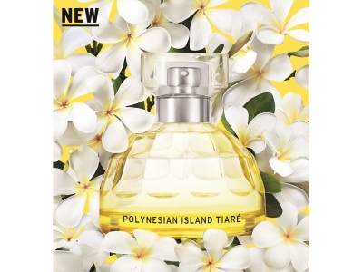 【新発売】ザ・ボディショップから甘く魅惑的なティアレの香りのフレグランスシリーズ、登場!2016年8月11日発売