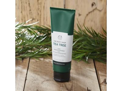 【新製品】TEA TREEで目指せ!クリーン素肌「3-IN-1 ウォッシュ.スクラブ.マスク TT」2019年7月18日(木)新定番として発売