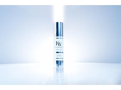 40代から始めるプレミアムエイジングケア*で肌を底上げ*!日本初*!しわ改善・美白*導入美容液『KEY WRINKLE first serum』9月18日(金)新発売。