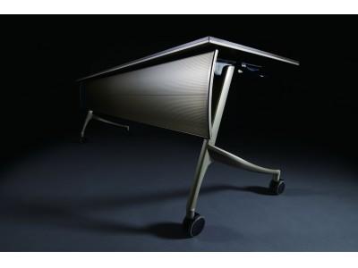 """アイリスチトセ """"上質空間""""を創るオフィス家具を強化 第一段はエレガント且つ機能的な会議テーブル 「ALCOSTA(アルコスタ)」"""
