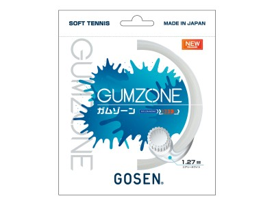 【ゴーセンの挑戦。「ミクロパワー」を超えろ!】ソフトテニスガット「GUMZON…