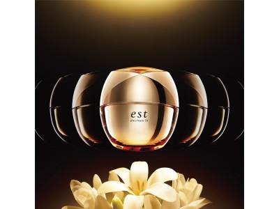 月下香の美容効果※1に着目。まるで生まれ変わったような美しさへ。『エスト ザ クリームTR』 新発売