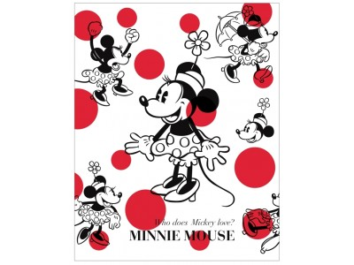 ライフスタイル雑貨ブランド「Maison de FLEUR(メゾン ド フルール)」と初の共同企画商品が登場 新コレクション「Minnie Dots」が9月30日(日)より順次発売開始